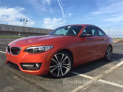 2014 BMW 2 Series lease in New York,NY - Swapalease.com