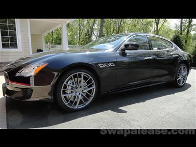 2014 Maserati Quattroporte lease in Oyster Bay,NY - Swapalease.com