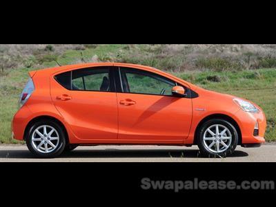 2014 Toyota Prius c lease in South Pasadena,CA - Swapalease.com