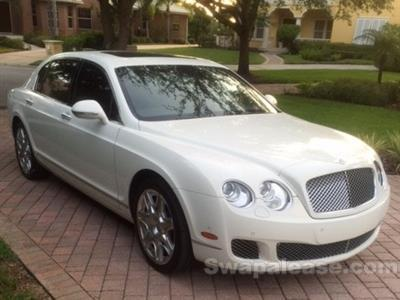 2013 Bentley Continental Flying Spur lease in Pinellas Park,FL - Swapalease.com
