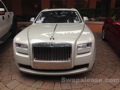 2014 Rolls-Royce Ghost lease in Dallas,TX - Swapalease.com