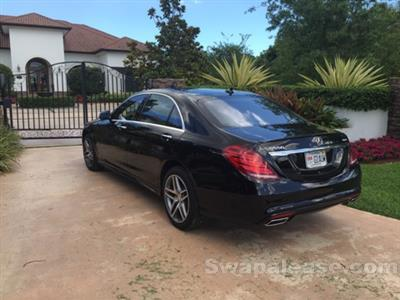 2014 Mercedes-Benz S-Class lease in Miami,FL - Swapalease.com