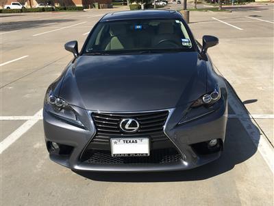 2014 Lexus IS 250 lease in Frisco,TX - Swapalease.com
