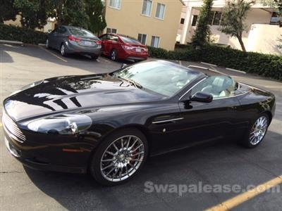 2008 Aston Martin DB9 lease in Glendale,CA - Swapalease.com