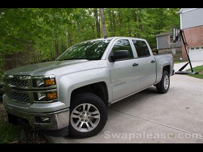 2014 Chevrolet Silverado 1500 lease in Cleveland,OH - Swapalease.com