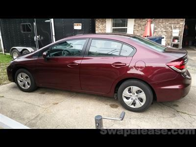 2014 Honda Civic lease in Cantonment,FL - Swapalease.com