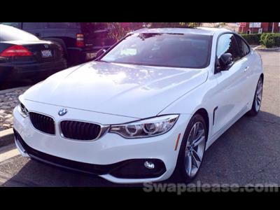 2014 BMW 4 Series lease in Canyon Country,CA - Swapalease.com