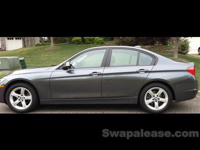 2014 BMW 3 Series lease in Oakland,NJ - Swapalease.com