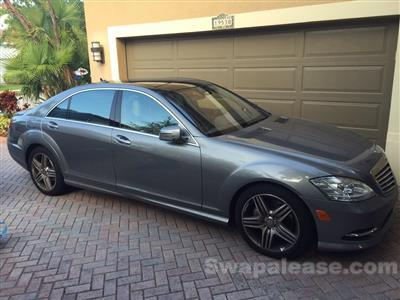 2013 Mercedes-Benz S-Class lease in Hollywood,FL - Swapalease.com