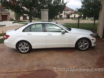 2013 Mercedes-Benz C-Class lease in Dallas,TX - Swapalease.com