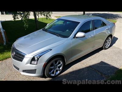 2014 Cadillac ATS lease in Garden City,MI - Swapalease.com