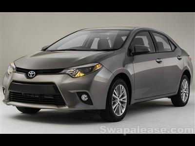 2015 Toyota Corolla lease in Mansfield,CT - Swapalease.com