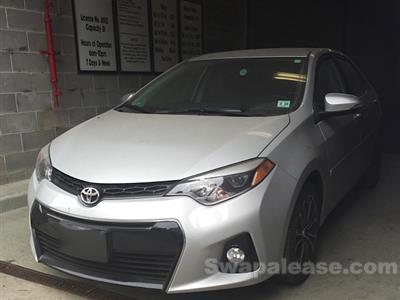 2014 Toyota Corolla lease in brooklyn,NY - Swapalease.com
