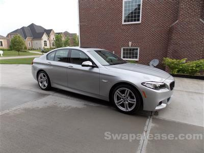 2015 BMW 5 Series lease in Mason,OH - Swapalease.com