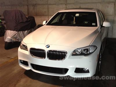 2013 BMW 5 Series lease in Jersey City,NJ - Swapalease.com