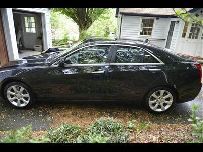 2013 Cadillac ATS lease in Mclean,VA - Swapalease.com