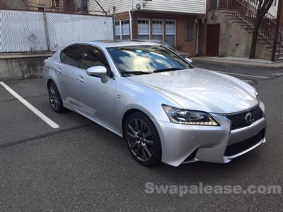 2013 Lexus GS 350 F Sport lease in UNION,NJ - Swapalease.com