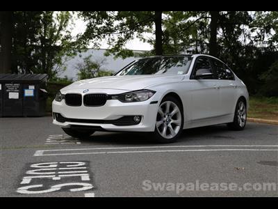 2014 BMW 3 Series lease in East Brunswick,NJ - Swapalease.com
