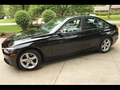 2014 BMW 3 Series lease in Akron,OH - Swapalease.com