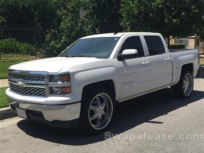 2014 Chevrolet Silverado 1500 lease in Hemet,CA - Swapalease.com