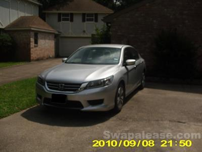 2013 Honda Accord lease in Katy,TX - Swapalease.com