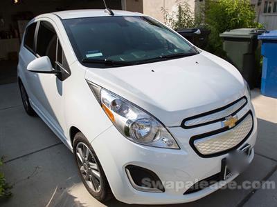 2015 Chevrolet Spark EV lease in Fullerton,CA - Swapalease.com