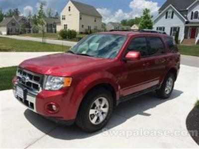2012 Ford Escape lease in Moseley,VA - Swapalease.com