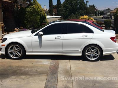2013 Mercedes-Benz C-Class lease in Victorville,CA - Swapalease.com