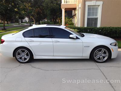 2014 BMW 5 Series lease in Tampa,FL - Swapalease.com