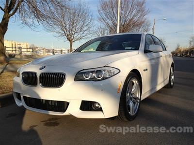 2015 BMW 5 Series lease in Cherry Hill,NJ - Swapalease.com
