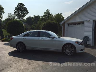 2015 Mercedes-Benz S-Class lease in Cherry Hill,NJ - Swapalease.com