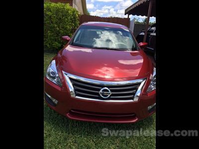 2014 Nissan Altima lease in Miami,FL - Swapalease.com