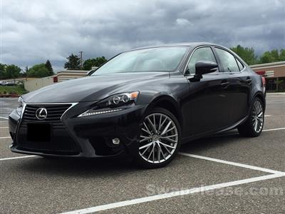 2015 Lexus IS 250 lease in Mound,MN - Swapalease.com