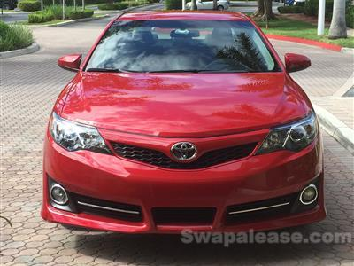 2014 Toyota Camry lease in DelrayBeach,FL - Swapalease.com