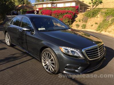 2015 Mercedes-Benz S-Class lease in Encino,CA - Swapalease.com