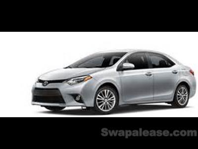 2014 Toyota Corolla lease in El Cajon,CA - Swapalease.com