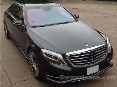 2014 Mercedes-Benz S-Class lease in Dallas,TX - Swapalease.com