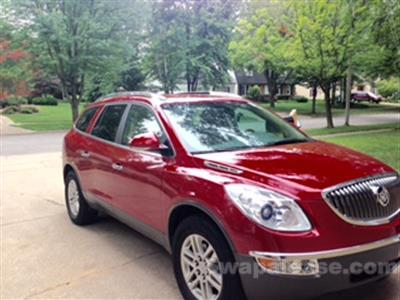 2012 Buick Enclave lease in Midland,MI - Swapalease.com
