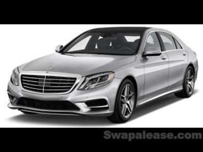 2015 Mercedes-Benz S-Class lease in Clearwater Beach,FL - Swapalease.com
