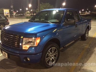 2014 Ford F-150 lease in Lowell,AR - Swapalease.com