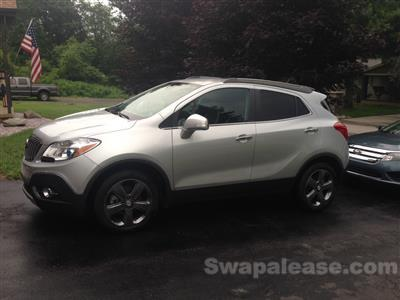 2014 Buick Encore lease in Brookville,PA - Swapalease.com