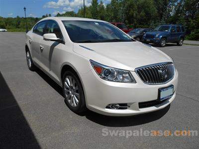 2013 Buick LaCrosse lease in Marcy,NY - Swapalease.com