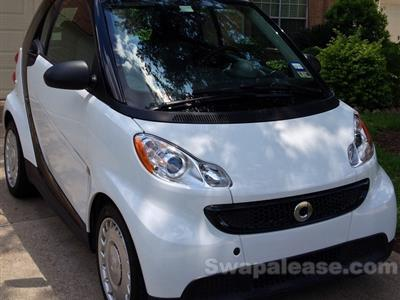 2014 smart fortwo lease in Houston,TX - Swapalease.com