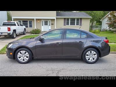 2014 Chevrolet Cruze lease in Buffalo,NY - Swapalease.com