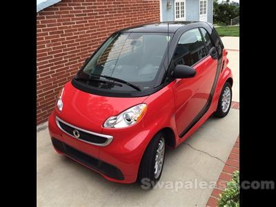 2014 smart fortwo lease in North Tustin,CA - Swapalease.com