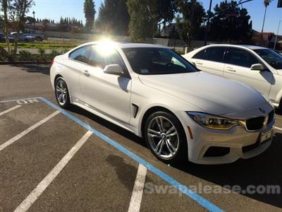 2015 BMW 4 Series lease in Milpitas,CA - Swapalease.com