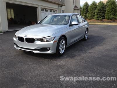 2013 BMW 3 Series lease in Easton,PA - Swapalease.com