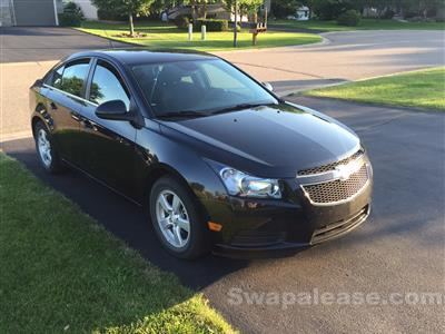 2015 Chevrolet Cruze lease in St.Louis Park,MN - Swapalease.com
