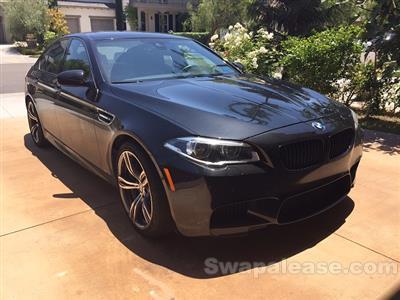 2014 BMW M5 lease in Tustin,CA - Swapalease.com