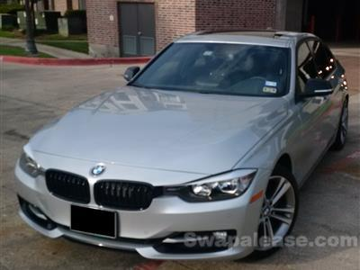 2014 BMW 3 Series lease in Houston,TX - Swapalease.com